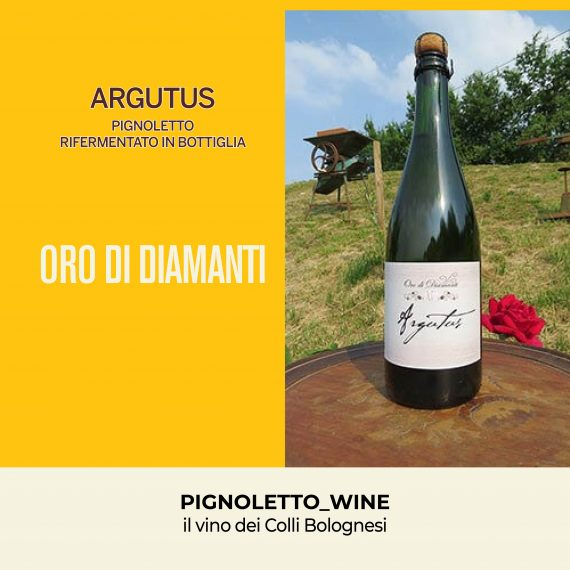 Pignoletto wine